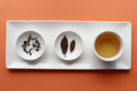 Taiwan MiaoLi Oolong Tea - Oriental Beauty