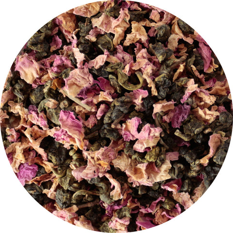 Taiwan Ming Jian Scented Four Seasons - Rose (Machine Harvested)