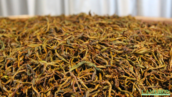 Taiwan Sun Moon Lake Black Tea - Assam