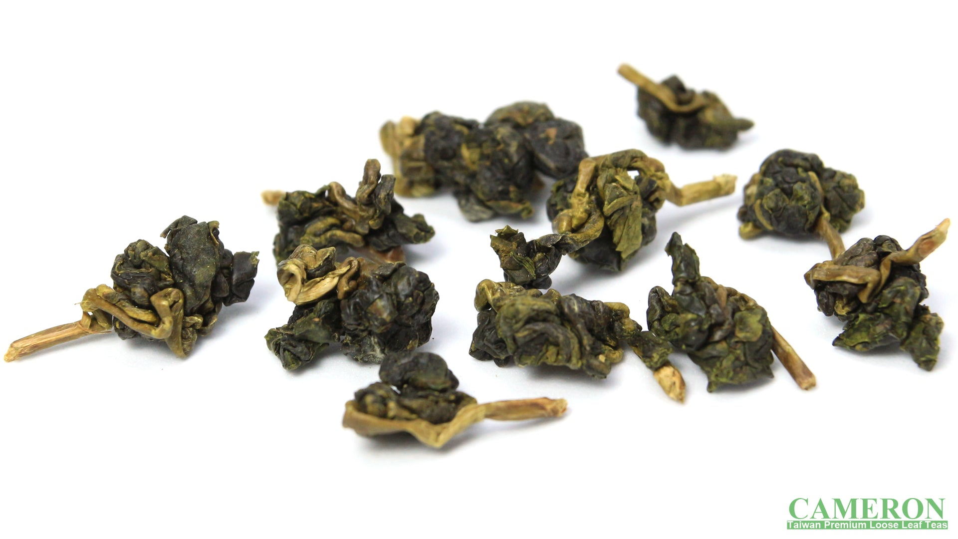Taiwan LiShan Oolong Tea - LiShan Oolong