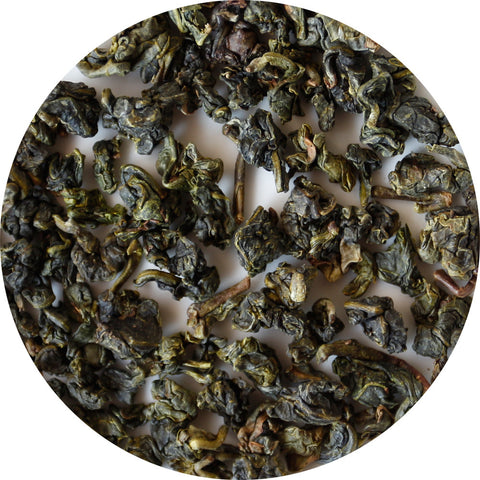 Taiwan Ming Jian Oolong Tea - Jade Oolong (Machine Harvested)