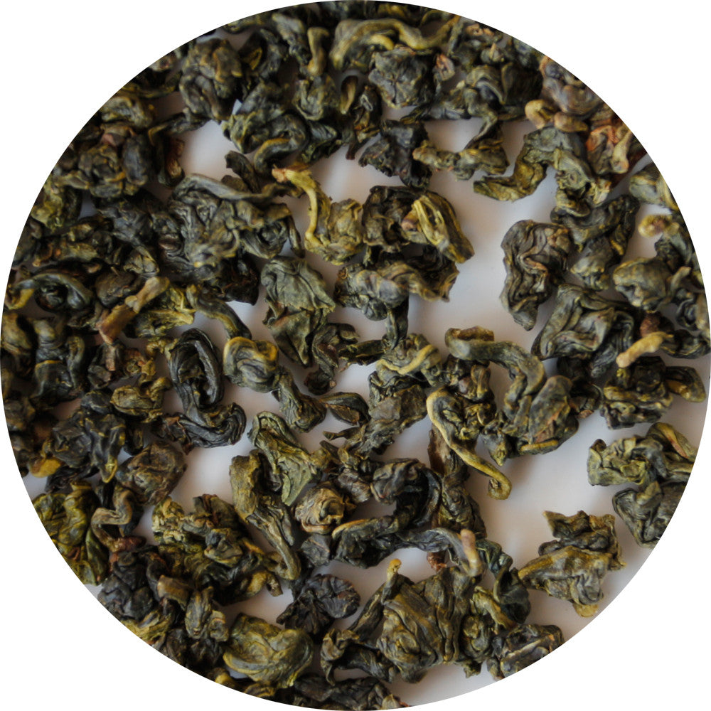 Taiwan Ming Jian Oolong Tea - Four Seasons Oolong (Machine Harvested)