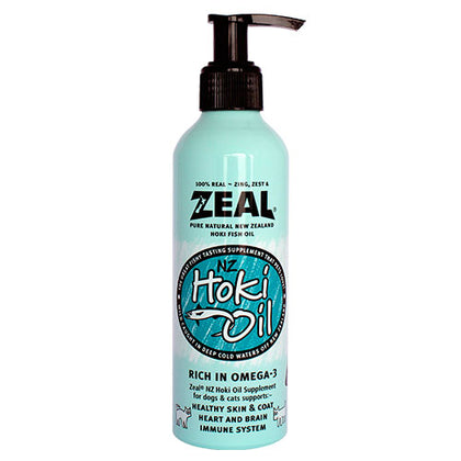 Zeal® Pure Natural New Zealand Hoki Fish Oil