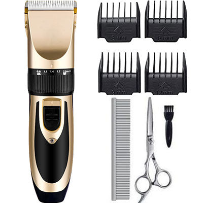 SMARTPAWLite Pet Shaver Grooming Clipper For Dogs & Cats