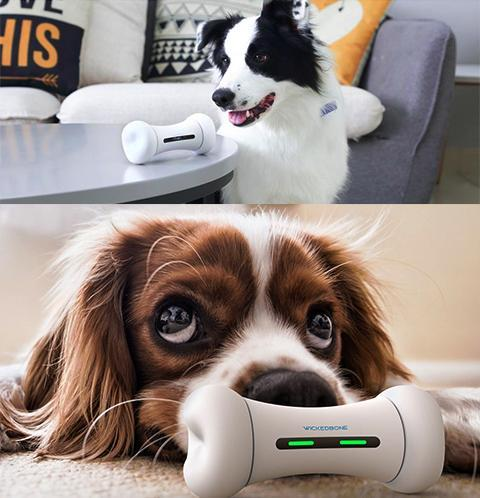 Wickedbone - Smart & Interactive Dog Chewing Toy
