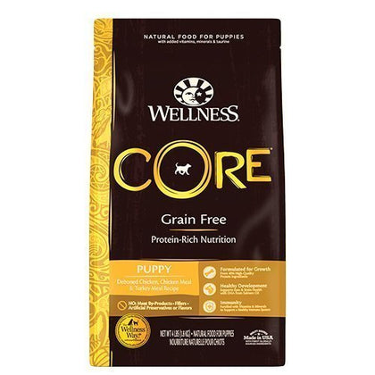 Wellness Core Grain Free Puppy Dry Dog Food