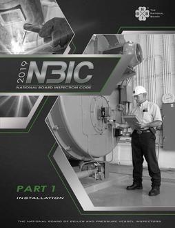 NBBI NB23-2019 National Board Inspection Code - NBIC, 2019 Edition (Four Volumes)