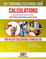 2017 Practical Calculations for Electricians by Ray Holder