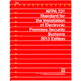 NFPA 731: Standard for the Installation of Electronic Premises Security Systems, 2015 Edition