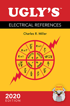 Ugly's Electrical References 2020 Edition by Charles R. Miller