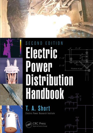 Electric Power Distribution Handbook Second Edition by T. A. Short