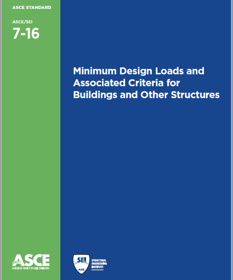 ASCE 7-16 Minimum Design Loads and Associated Criteria for Buildings and Other Structures