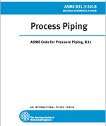 ASME B31.3-2018 Process Piping