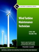 NCCER Wind Turbine Maintenance Level 1 Volume 2 Trainee Guide