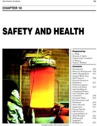 BHC10 - SAFETY AND HEALTH