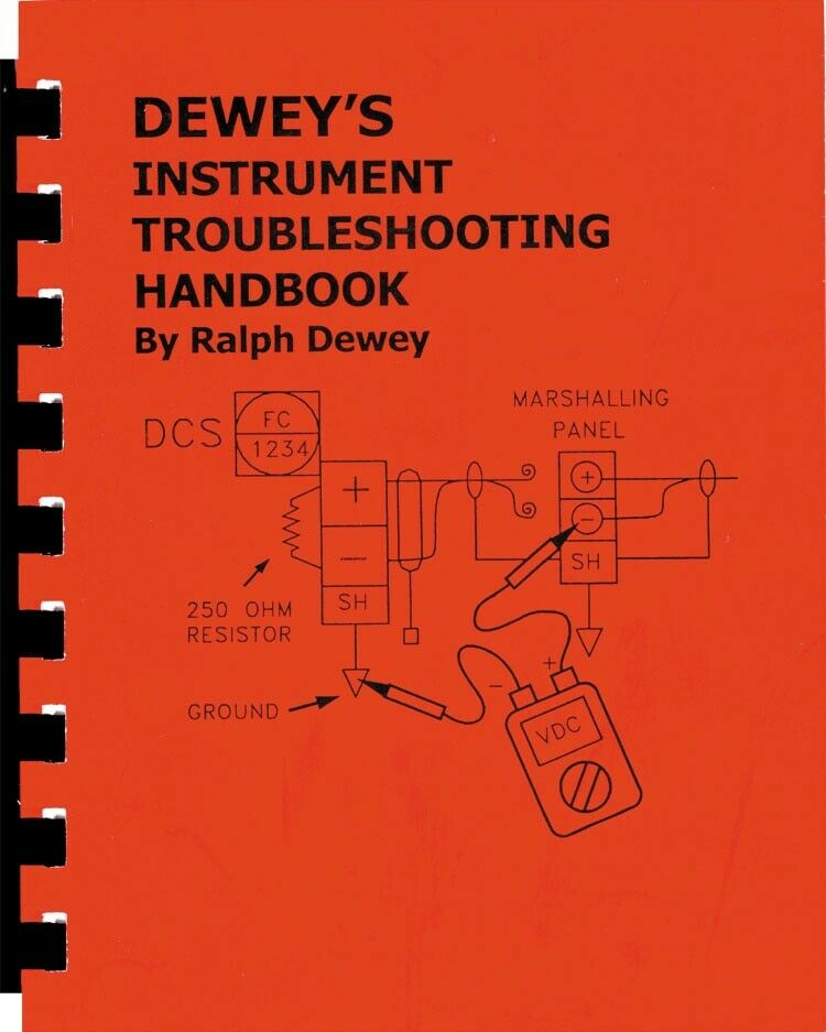 Dewey's Instrument Troubleshooting Handbook by Ralph Dewey