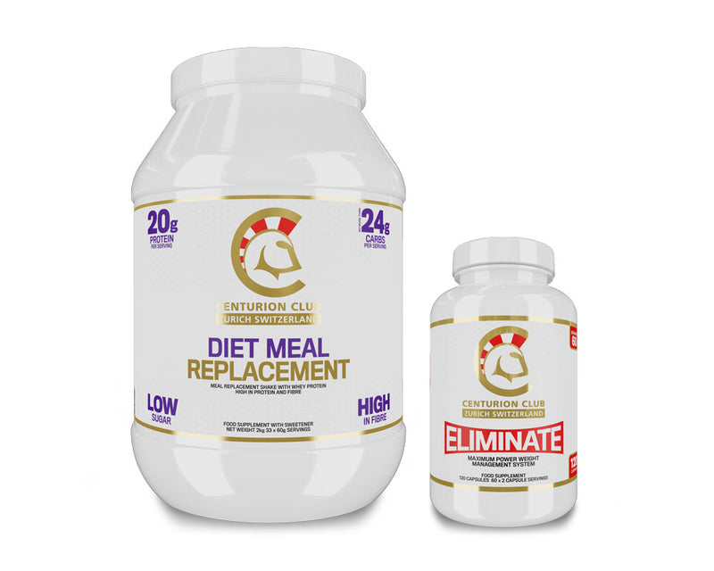 Eliminate Fat Burner & Diet Meal Replacement