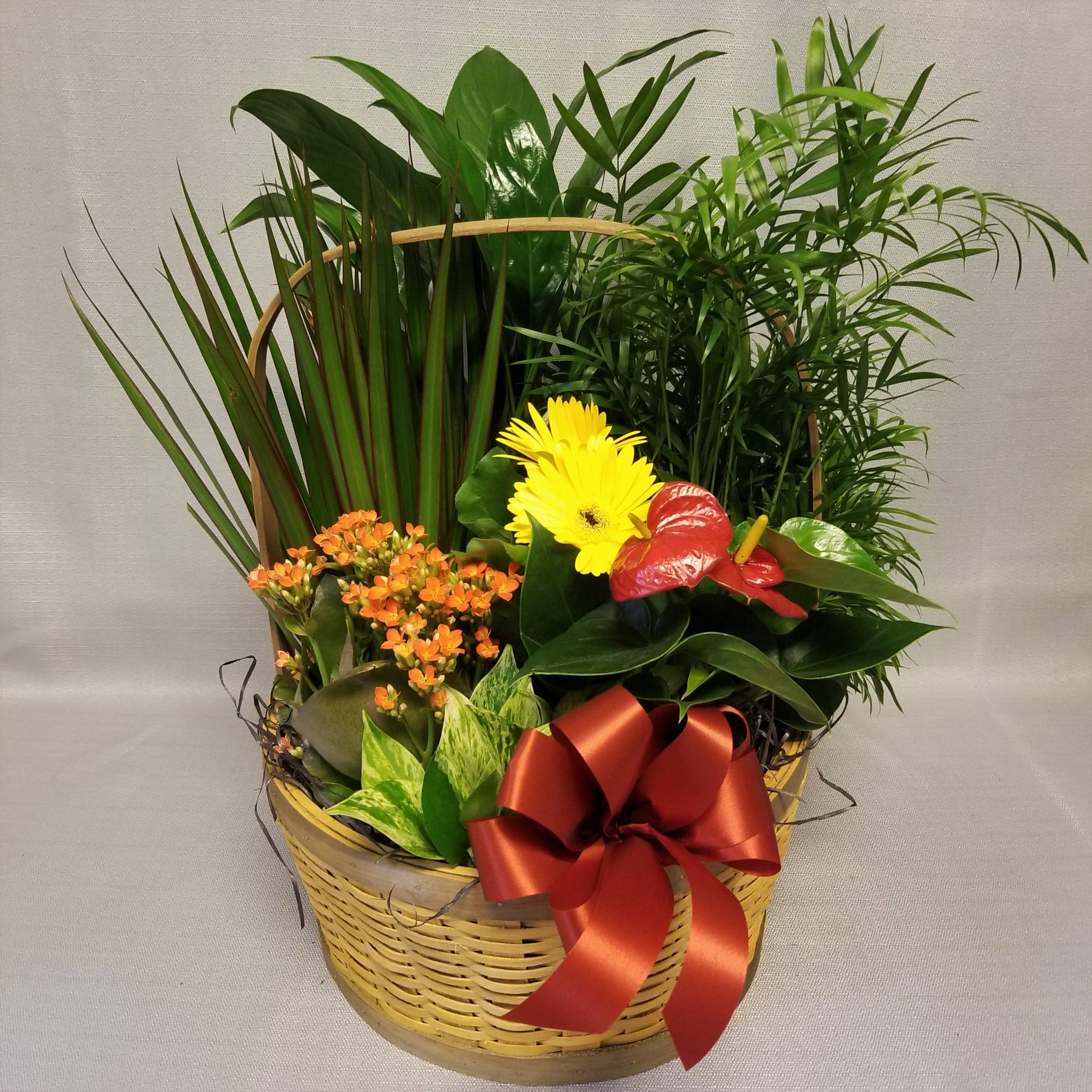 Blooming Basket - large
