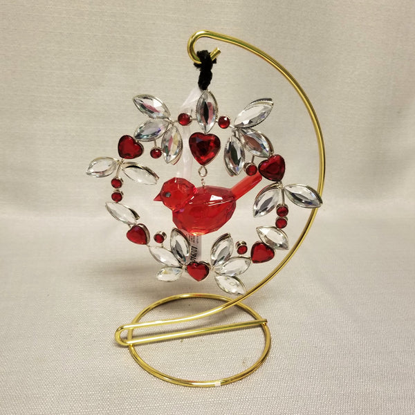 Keepsake Cardinal Ornament