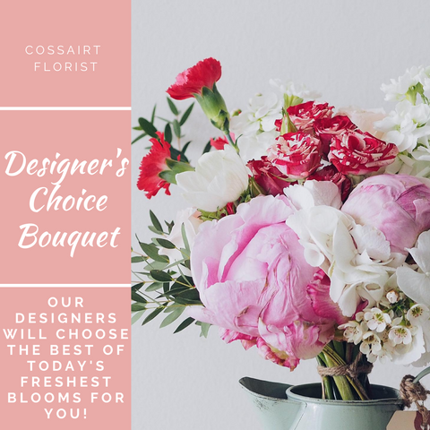 Designer's Choice Bouquet - Pink