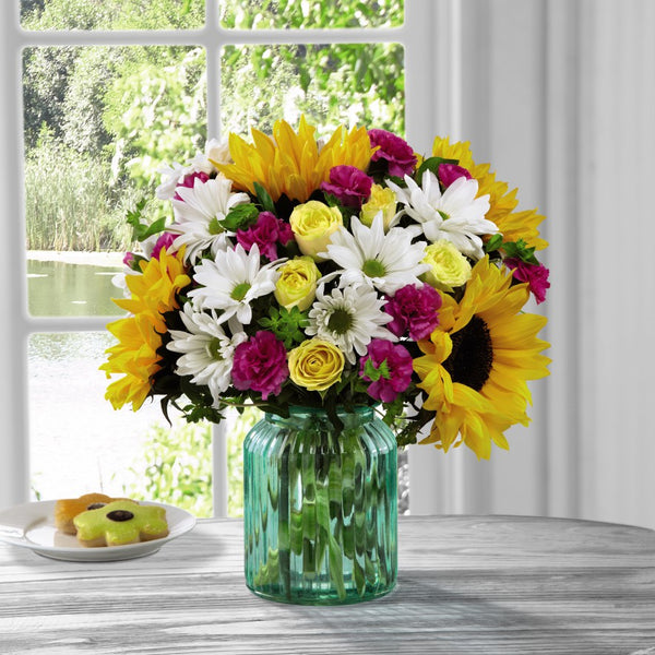 FTD Sunlit Meadows Bouquet