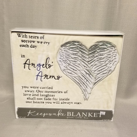 Keepsake Blanket - Angels' Arms