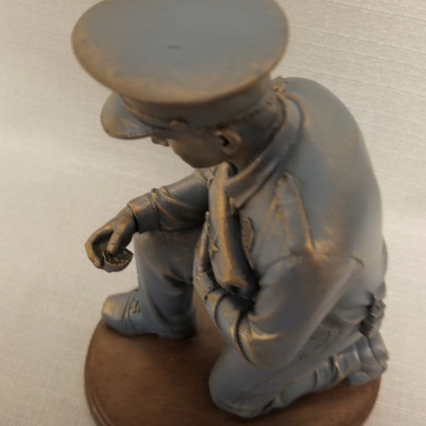Police Officer Figurine