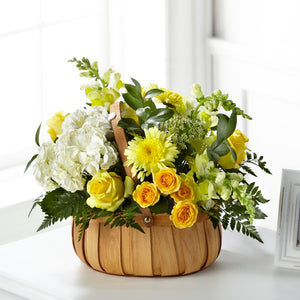 FTD Rustic Remembrance Basket