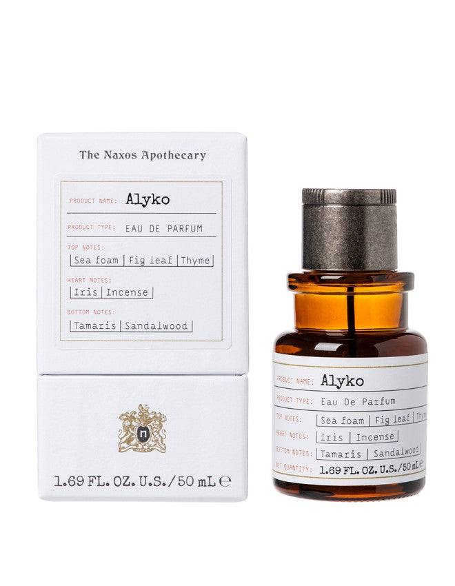 Alyko Eau De Parfum by The Naxos Apothecary