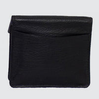 Cowhide Mini Card RFID Wallet - 8567R