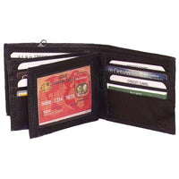Genuine Leather Lambskin Men's Wallet - 4191