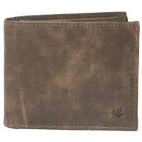 Genuine Cowhide Leather Men's RFID Wallet # 4544R