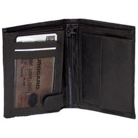 Genuine Leather Men's Wallet - 4565