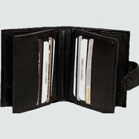 Genuine Leather Lambskin Card Wallet - 4202
