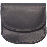 Genuine Leather Lambskin Change and Money Wallet - 8180