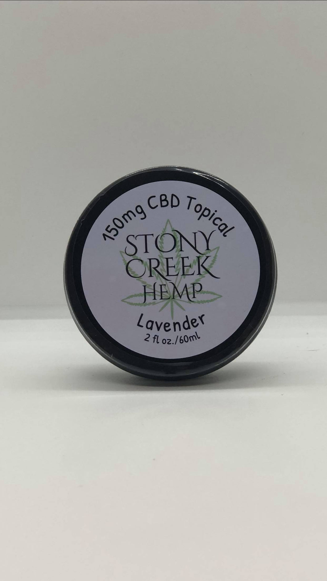 150mg CBD Topical w/ Lavender