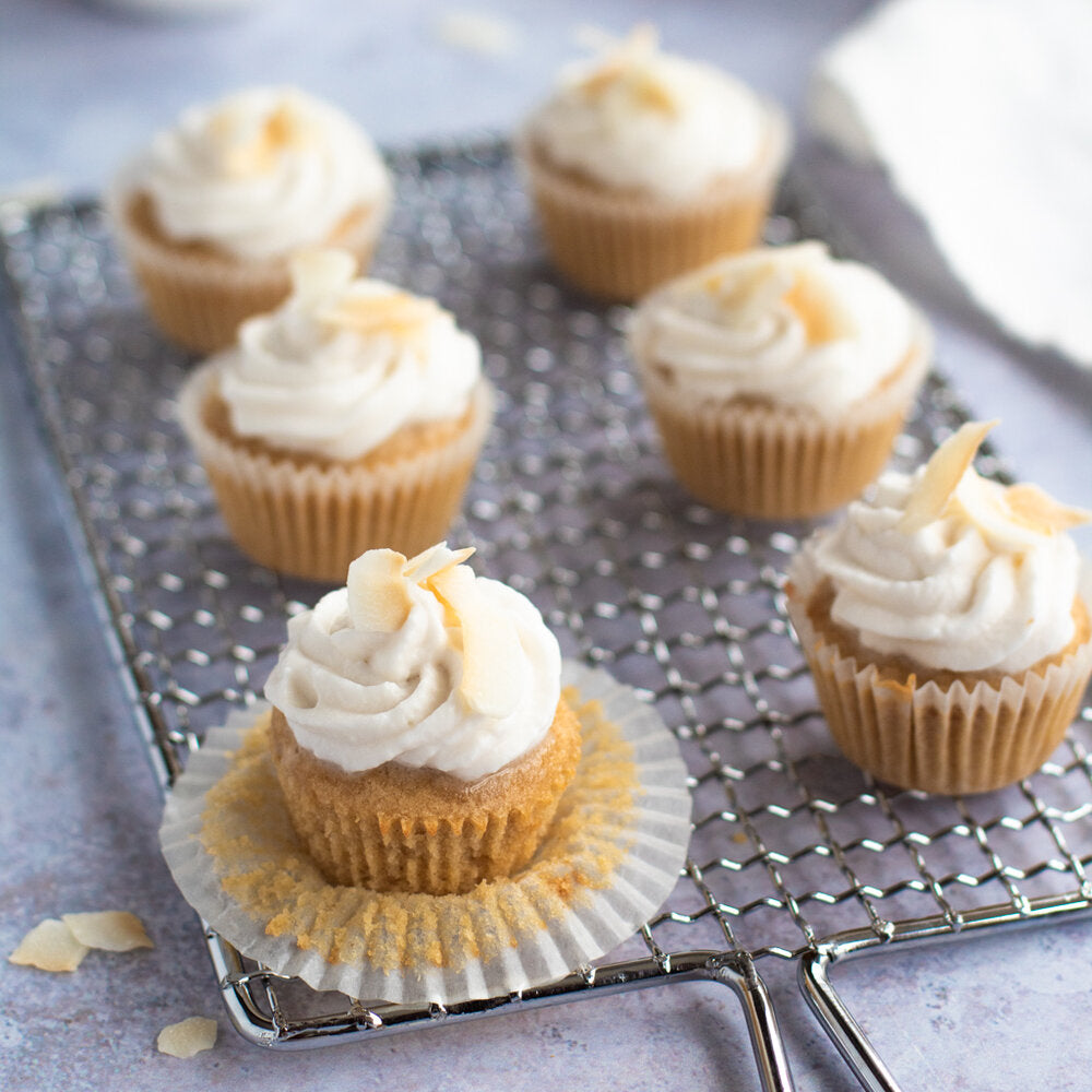 Coconut Mini Cupcake