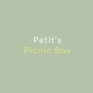 Load image into Gallery viewer, Petit's Picnic Box