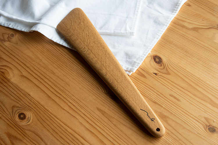 NUB creative works|wooden spatula 02