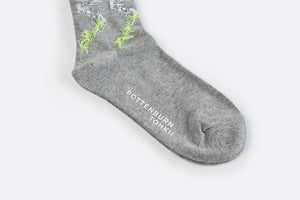 POTTENBURN TOHKII|KAMINARI SOCKS