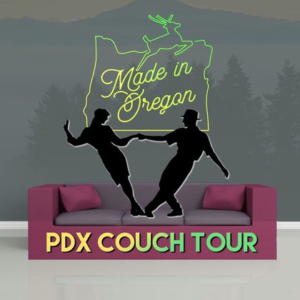 PDX Couch Tour