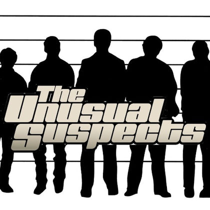 Just Another Usual Sunday with the Unusual Suspects