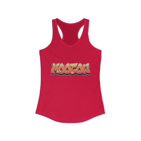 DJ MOOCOW ladies tank top
