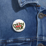 PDX Couch Tour - Pin Buttons