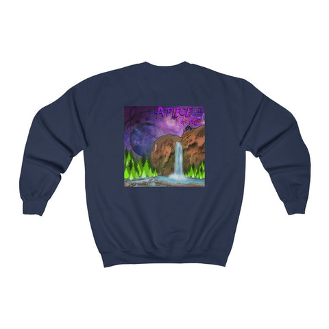 A Piece of Me EP Cover art by Kota Crewneck Sweatshirt