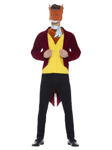 Roald Dahl Adults Fantastic Mr Fox Costume