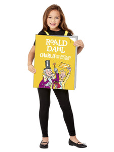 Roald Dahl Charlie and the Chocolate Factory Book, Tabard.