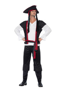 Aye Aye Pirate Captain Costume