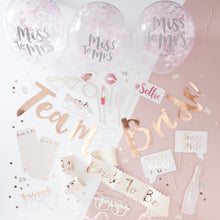 Load image into Gallery viewer, Rose Gold - Hen Party in a Box
