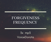 FORGIVENESS FREQUENCY